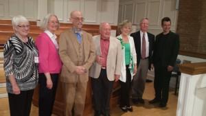 Jill Hunt, Christine Kraemer, David Schrader, Jay Peterson, Andrea Handley, Derek Nickels, Gary Wendt